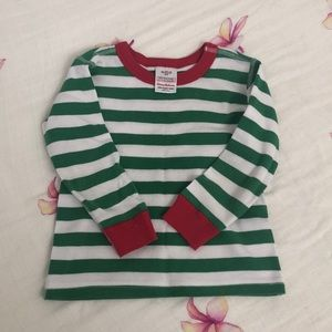 Hanna Andersson Christmas long sleeve toddler 2